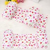 Sponge Baby Pillow Shape Adjustable Detachable Pillow Infant Bedding Sleep Head Positioner
