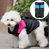 Pet's Clothes Winter Cute Warm Dog Cat Dress Apparel Coat Costumes Outwear