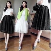 European Style New Fashion Lady Women Party Leisure Skirt