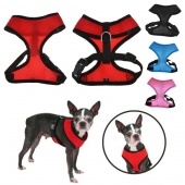 Pet Products Soft Polyester Mesh Vest Harness And Leash for Dog