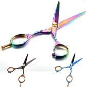Professional Hair Cutting Hairdressing Flat Cutting Stainless Steel Scissors Salon Tool