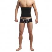 Stylish Men Shapewear Fat Slim Belt Tummy Cincher Corset Stomach Body Shapers