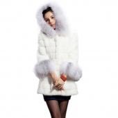 Women's Winter Warm Faux Fur Coat Jackets Outerwear