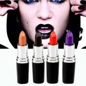Sexy Pure Color Matte Lipstick Makeup Cosmetic Lip Stick 4 Colors