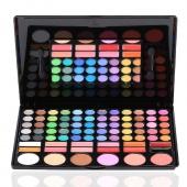 Fashion Portable 78 Colors Cosmetic Eye Shadow Makeup Eye Shadow Palette Set