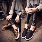 Fashion Women Korean Style Slip on Comfort Casual Shoes Sneakers Loafers