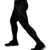 Korea Men's Stylish Slim Fit Straight Leg Pants Trousers Size M L XL