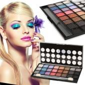 Fashion Women Beautiful Color Professional Makeup Cosmetics Eye Shadow Palette