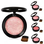 Women Beauty Girl Makeup Blush PowderCheek Blusher Palette Many Colors