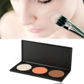 Makeup Cosmetic Multi Color Contour Effects Palette Contour/ Bronze/ Highlight Palette