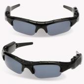 Pinhole Video Recorder DVR Sunglasses Portable Sunglasses Music Mini Camcorder