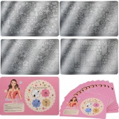 Steel Plate Flower Style Nail Art Image Stamp Stamping Plates Manicure Template