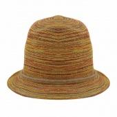 Fashion Casual Style Women Summer Beach Travel Outdoor Stripe Straw Sun Hat
