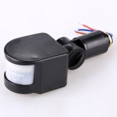 Practical Outdoor 12M 180° 200W Infrared Sensor Detector Motion Sensor
