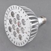 12W E27 PAR38 85V-265V High Power LED Bulb Warm White Spotlight Down Light Lamp