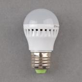 3W E27 85-265V 3000K Warm White Bright Spot Light LED Ball Bulbs Lamp