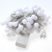 10m Festival Christmas Party Wedding Indoor Outdoor Decorate String Ball Lights US Plug
