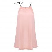 Fashion Ladies Women Sexy Adjustable Strap Open Side Split Loose Vest Camis Casual Tank Tops