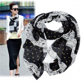 Fashion Korean Style Women Casual Long Scarf Wraps Soft Shawl